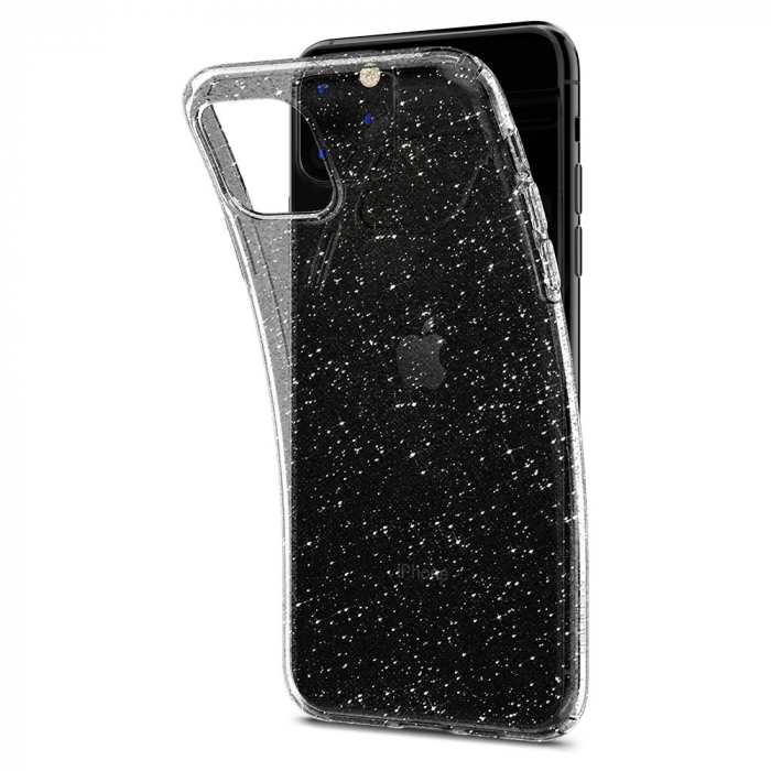 Husa Spigen Liquid Crystal Glitter IPhone 11 Pro [3]