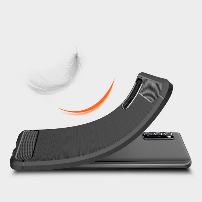 Husa Tech-Protect TPU carbon Samsung Galaxy A41 [3]