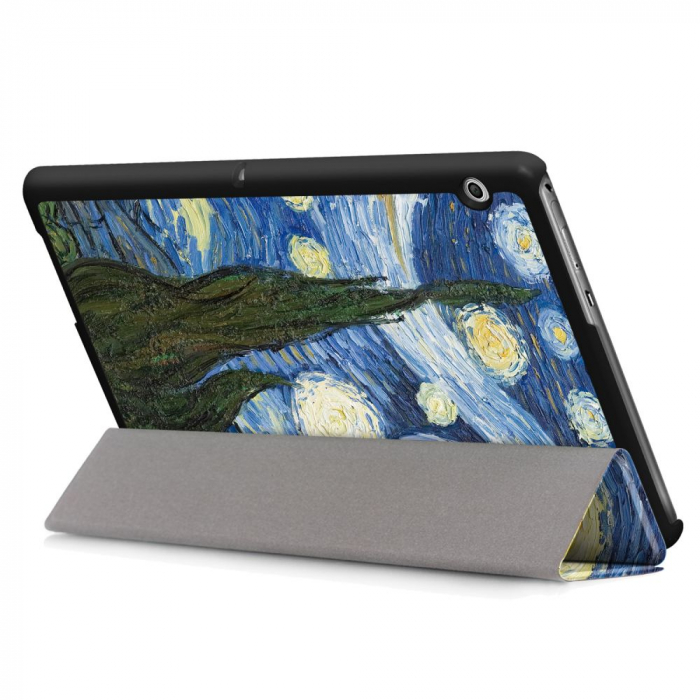 Husa tableta Huawei MediaPad T3 10.0 Starry Night 4