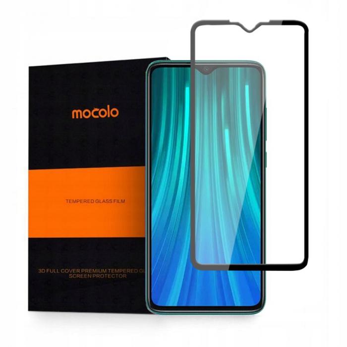 Folie Mocolo TG+ full glue Xiaomi Redmi Note 8 Pro [0]