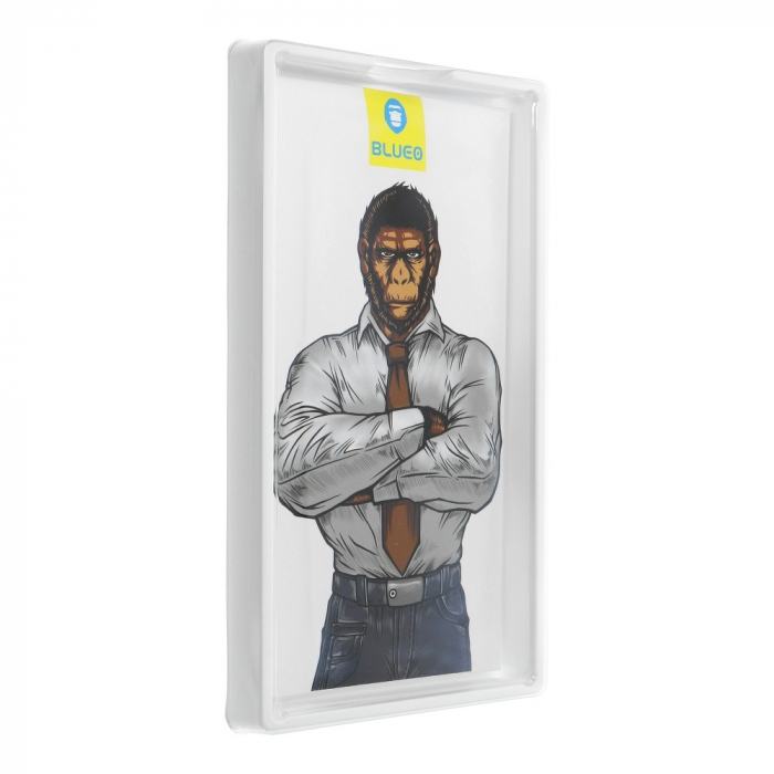 Folie 5D Mr. Monkey Glass Iphone 11 Pro Max 1