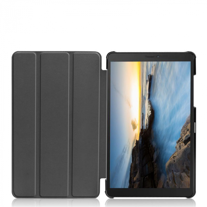 Husa Tech-Protect Smartcase Samsung Galaxy Tab A 8.0 inch T290/T295 Black 1