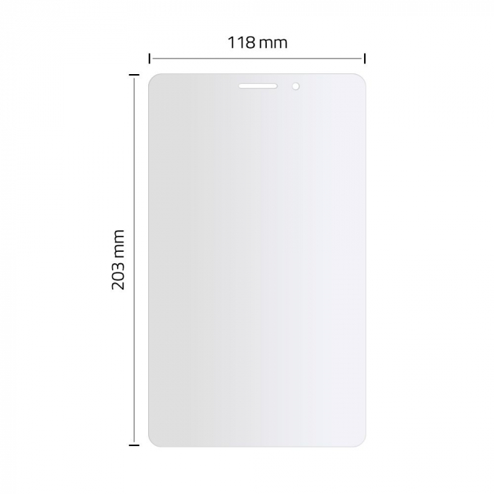 Folie sticla tableta Hofi Glass Pro Samsung Galaxy Tab A 8.0 inch 2019 T290/T295 [0]