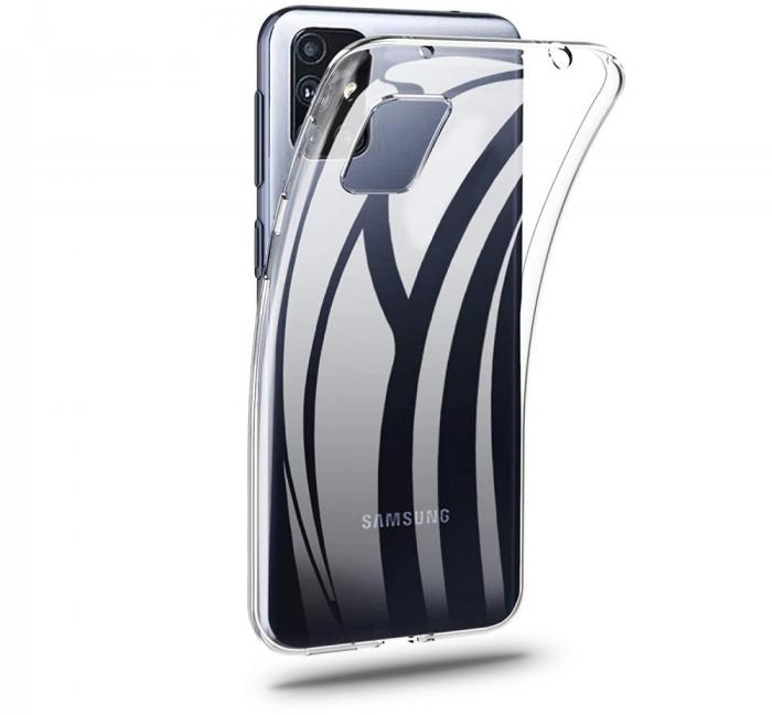 Husa Tech-Protect Flexair Samsung Galaxy M51 [0]