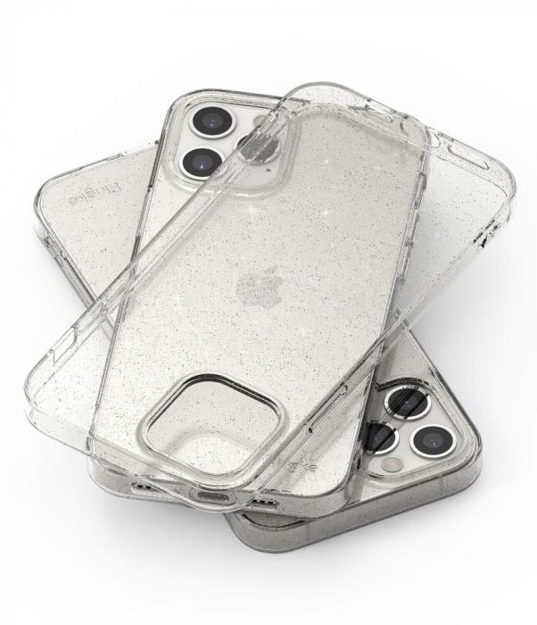 Husa Ringke Air IPhone 12/12 Pro glitter 5
