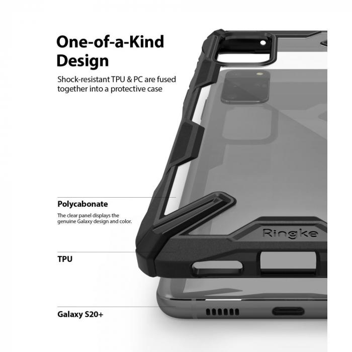 Husa Ringke Fusion X Samsung Galaxy S20 Plus 4