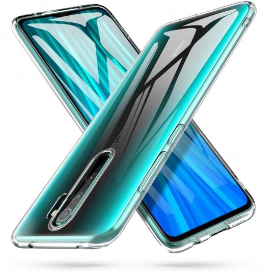 Husa Tech-Protect Flexair Xiaomi Redmi Note 8 Pro [0]