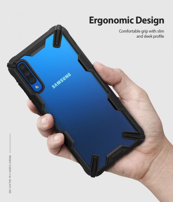 Husa Ringke Fusion X Samsung Galaxy A50/A30s 5