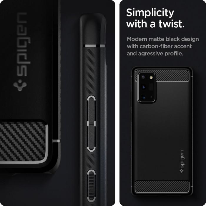 Husa Spigen Rugged Armor Samsung Galaxy Note 20 [5]
