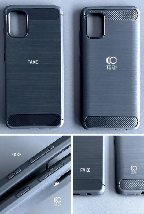 Husa Tech-Protect Carbon Samsung Galaxy M31 [6]