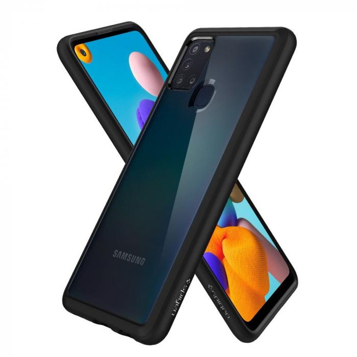 Husa Spigen Ultra Hybrid Samsung Galaxy A21s [1]