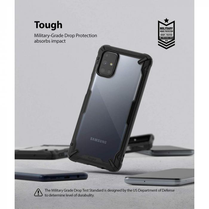 Husa Ringke Fusion X Samsung Galaxy M31s [6]