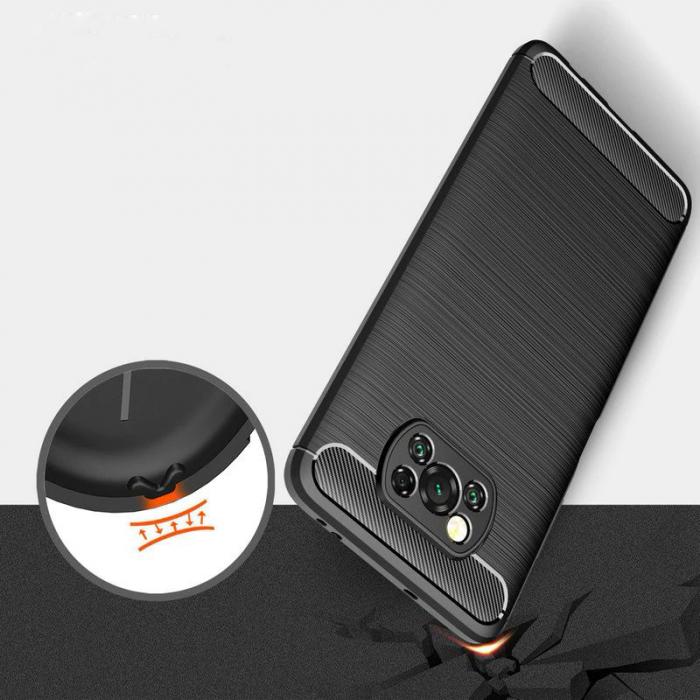 HUSA TECH-PROTECT XIAOMI POCO X3 NFC 4
