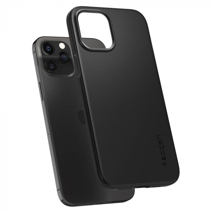 Husa Spigen Thin Fit IPhone 12 Pro Max [6]