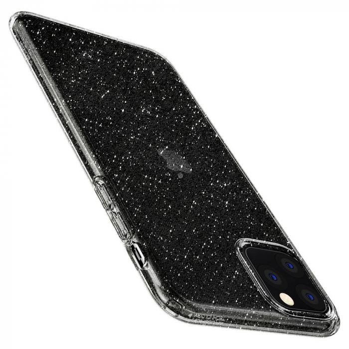 Husa Spigen Liquid Crystal Glitter IPhone 11 Pro [5]