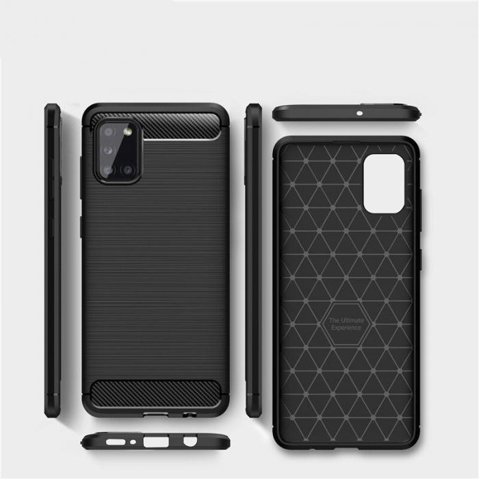 Husa Tech-Protect TPU carbon Samsung Galaxy A31 [6]