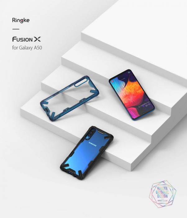 Husa Ringke Fusion X Samsung Galaxy A50/A30s 6