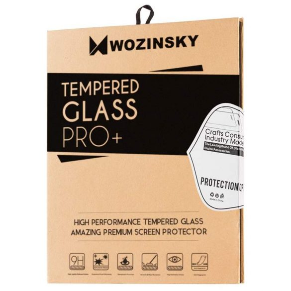 Folie sticla tableta Wozinsky IPad Air 2/Pro 9.7 [0]