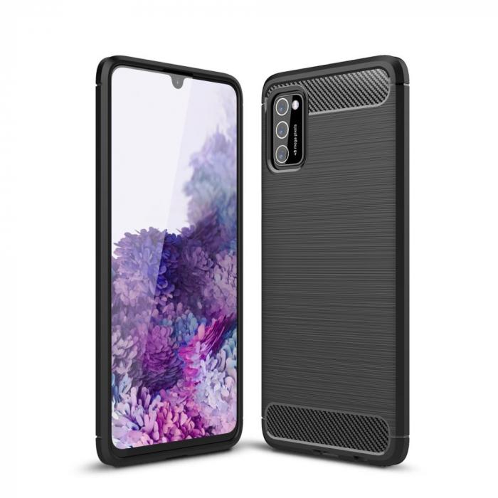 Husa Tech-Protect TPU carbon Samsung Galaxy A41 [0]