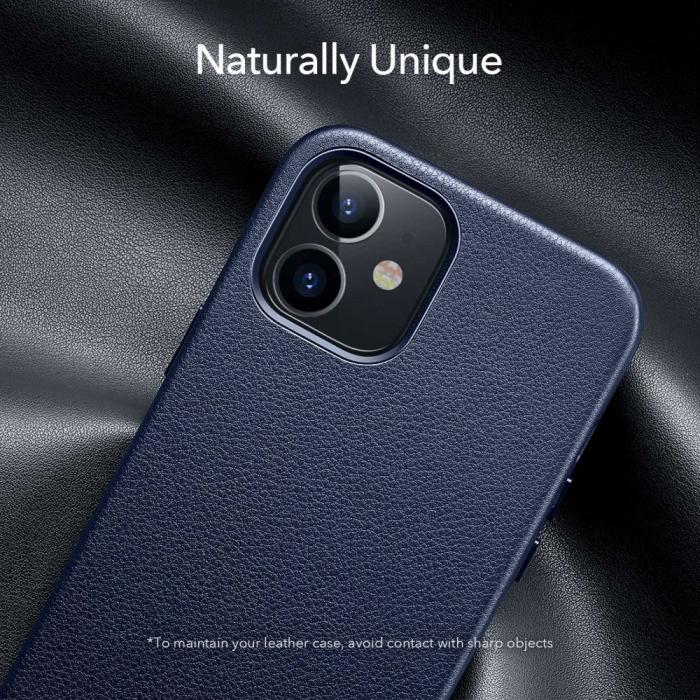 Carcasa ESR Metro Premium iPhone 12 Mini Blue 2