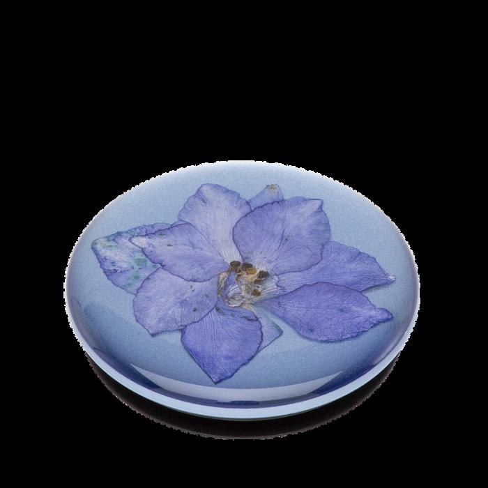 Suport stand adeziv universal Popsockets Pressed Flower Larkspur Purple [2]