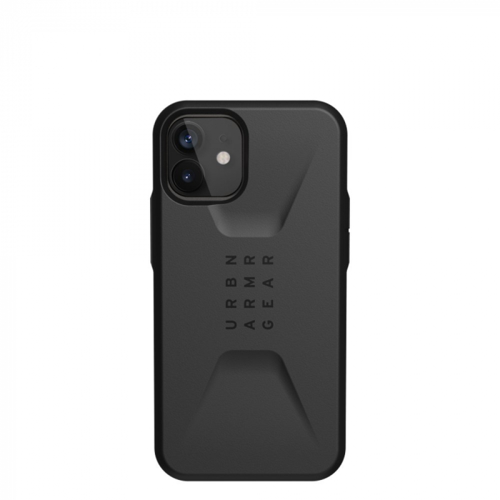 HUSA UAG CIVILIAN IPHONE 12 MINI BLACK 0