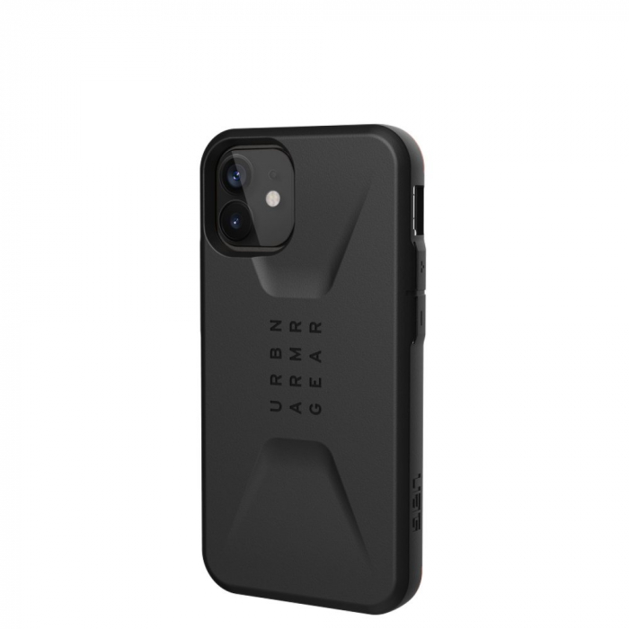 HUSA UAG CIVILIAN IPHONE 12 MINI BLACK 1