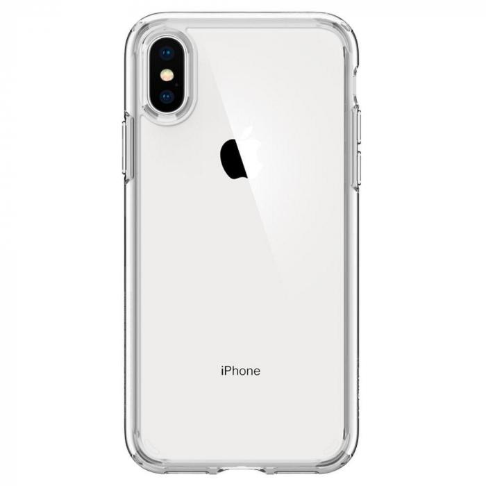Husa Spigen Ultra Hybrid IPhone XS Max [0]