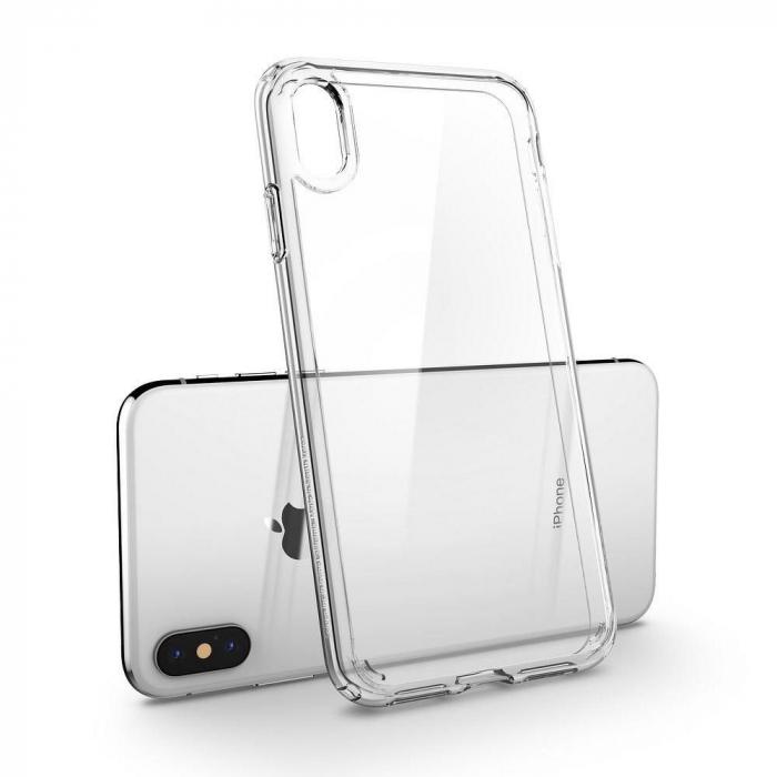 Husa Spigen Ultra Hybrid IPhone XS Max [4]