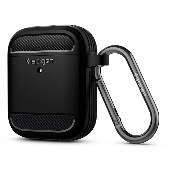 Husa Spigen Rugged Armor Apple Airpods 8