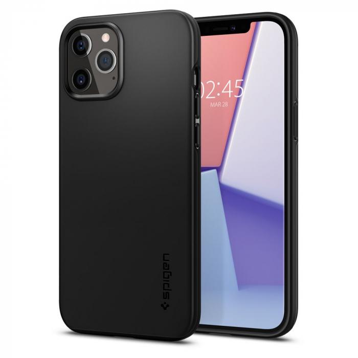 Husa Spigen Thin Fit IPhone 12/12 Pro [8]