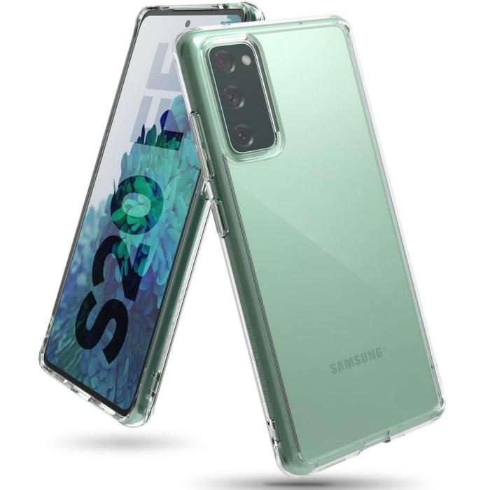 Husa Ringke Fusion Samsung Galaxy S20 FE [0]