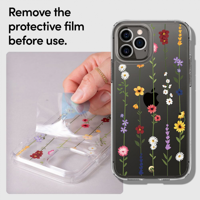 Husa Spigen Cecile IPhone 12 Pro Max Flower Garden [9]