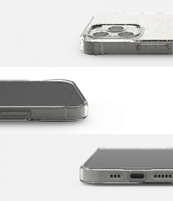 Husa Ringke Air IPhone 12/12 Pro glitter 8