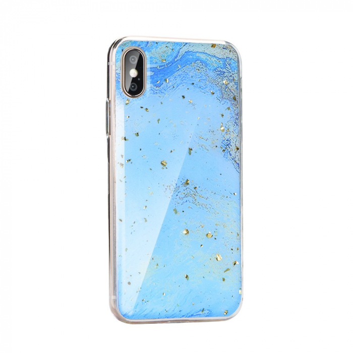 Husa Forcell Marble Huawei P40 Lite E/Y7P design 3 [0]
