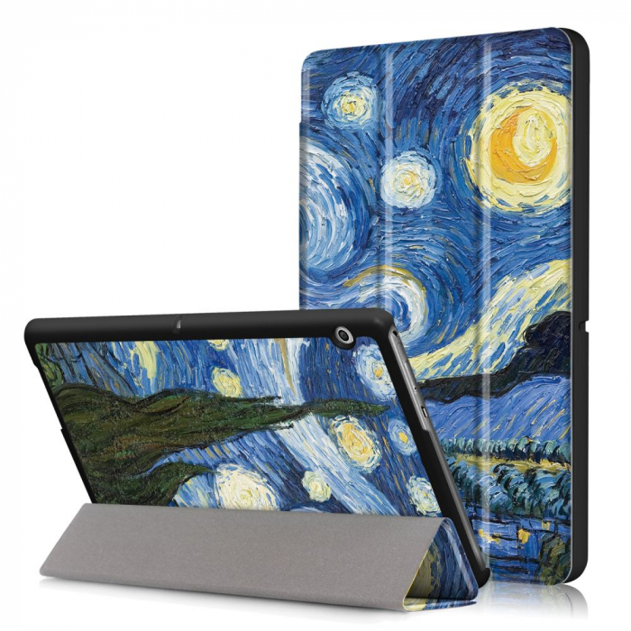 Husa tableta Huawei MediaPad T3 10.0 Starry Night 7