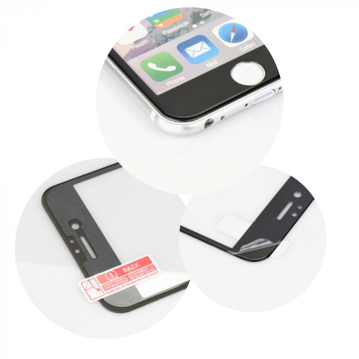 Folie 5D Full Glue Tempered Glass Huawei P Smart Pro 2