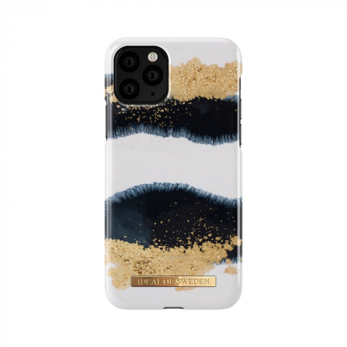 Husa Ideal Of Sweden IPhone 11 Pro Gleaming Licorice [0]