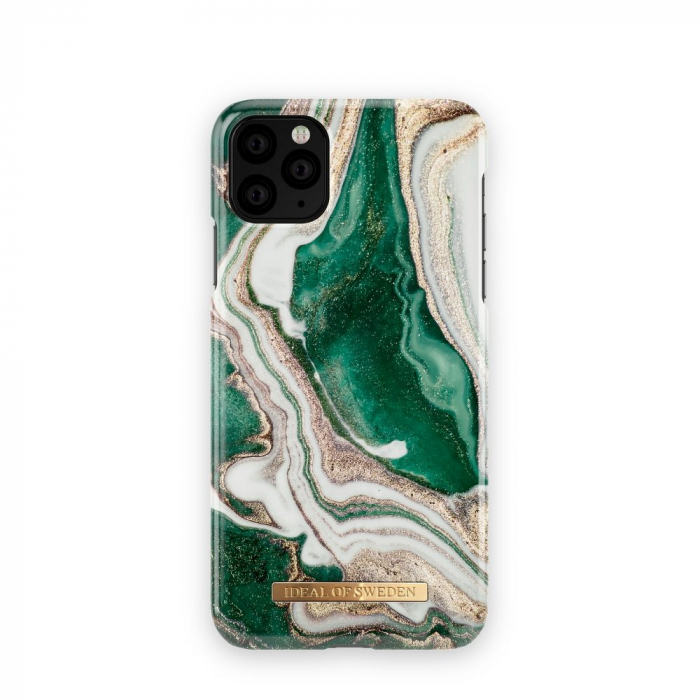 HUSA IDEAL OF SWEDEN iPhone 11 Pro Max Golden Jade Marble 0