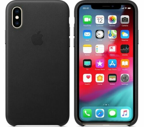 HUSA APPLE IPHONE XS LEATHER CASE 1