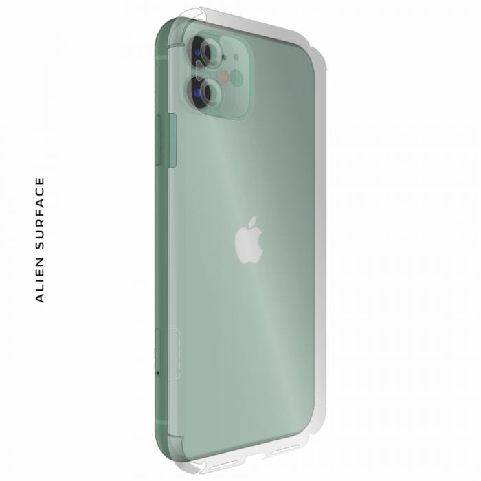 Folie Alien Surface IPhone 11 spate [0]