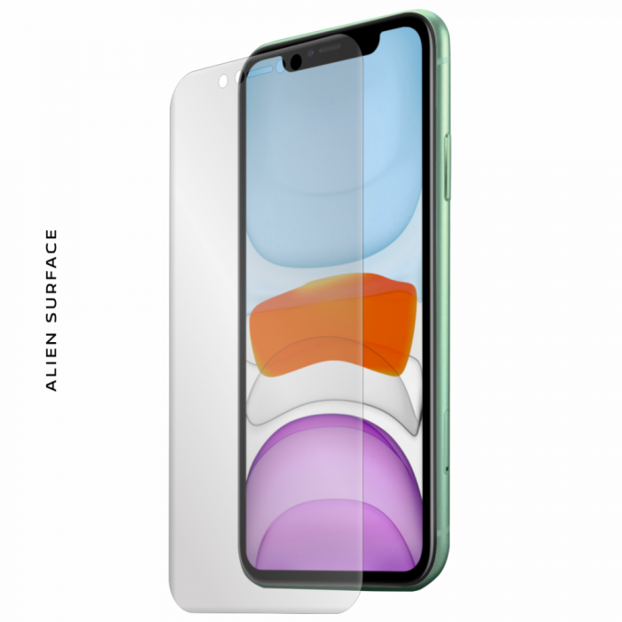 Folie Alien Surface IPhone 11 fata 0