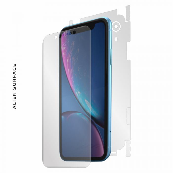 Folie Alien Surface Iphone XR full body 0