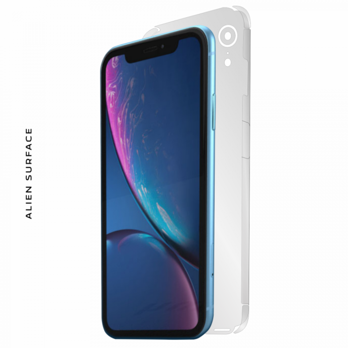 Folie Alien Surface Iphone XR full body 1