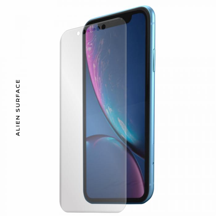 Folie Alien Surface IPhone XR fata [0]