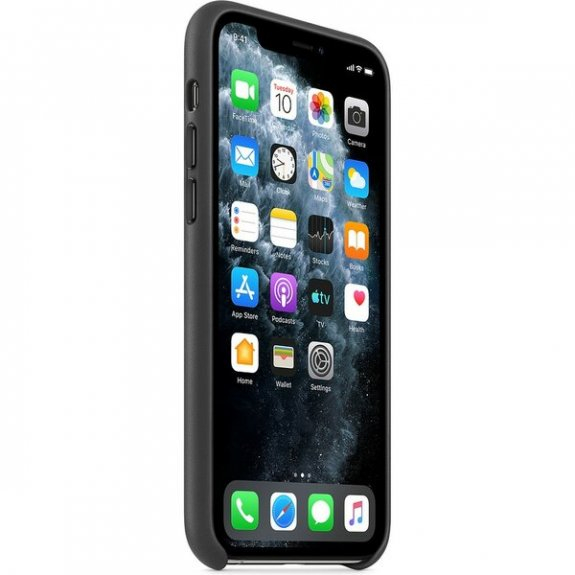 Husa Apple Leather Case IPhone 11 Pro [1]