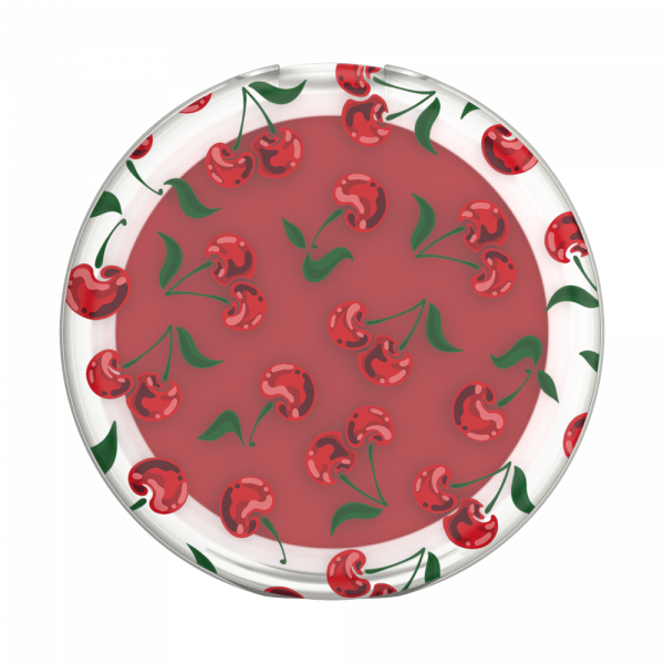 Suport stand adeziv universal Popsockets PopoLips Cherry Cherry [0]