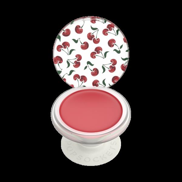 Suport stand adeziv universal Popsockets PopoLips Cherry Cherry [2]