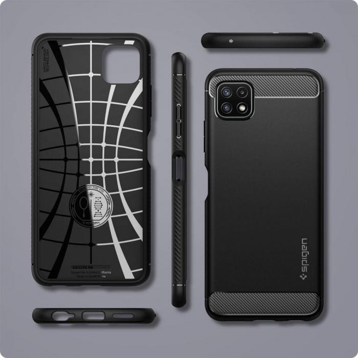 Husa Spigen Rugged Armor Samsung Galaxy A22 5g [1]