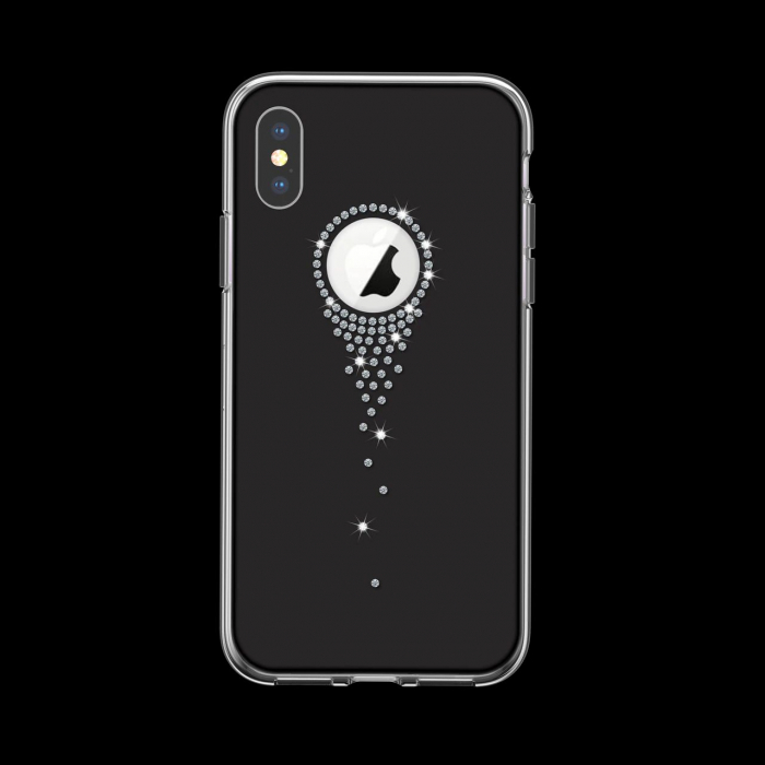HUSA DEVIA ANGEL TEARS BLACK APPLE IPHONE XS MAX 0